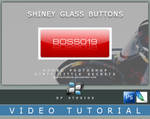 Glassy Button P CS Video Tut by DigitalPhenom