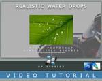 Waterdrops Photoshop Video Tut