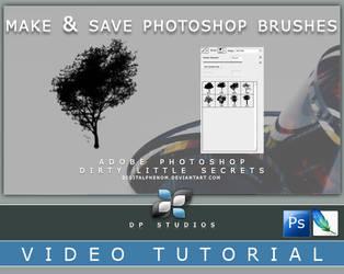 Make Save PS CS Brush VideoTut by DigitalPhenom