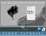 Make Save PS CS Brush VideoTut