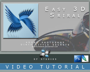 3D Abstract Photoshop Video by DigitalPhenom
