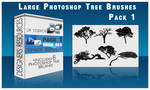 6 Photoshop Tree Brushes