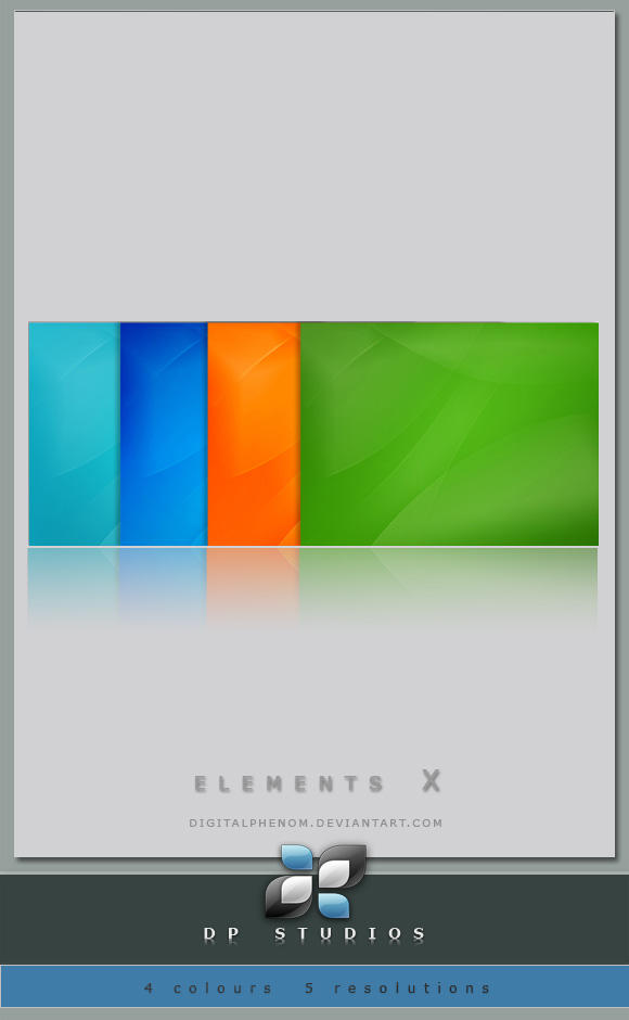 Elements X Striped MEGA PACK by DigitalPhenom