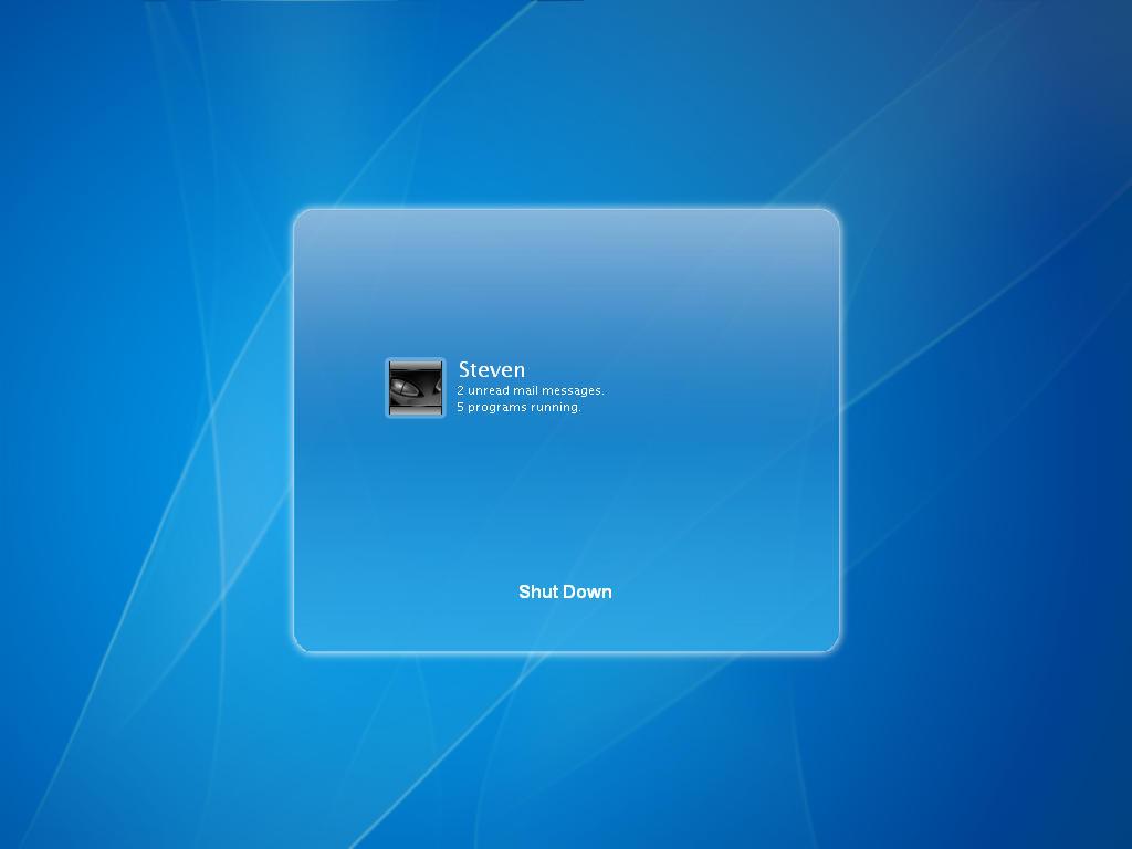 OS x 2 Logon by DigitalPhenom