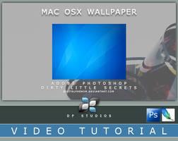 Mac OS X Photoshop Video Tut by DigitalPhenom