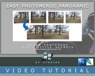 Photomerge Panoramic Video Tut by DigitalPhenom