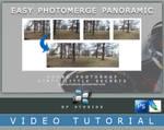 Photomerge Panoramic Video Tut