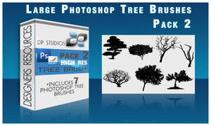 7 PS Tree Brushes