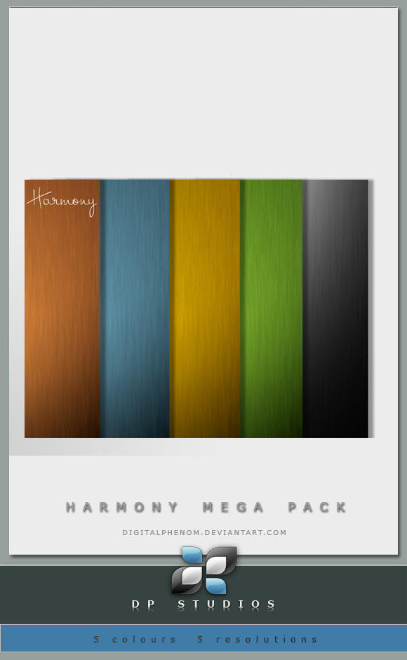 Harmony Mega Pack by DigitalPhenom