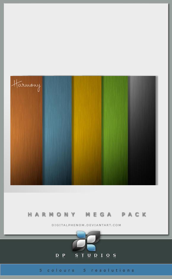 Harmony Mega Pack by DigitalPhenom