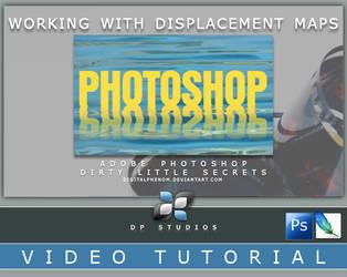 Displacement Map PS Video Tut by DigitalPhenom