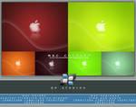Mac Colours Reds n Greens