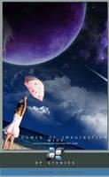The Power Of Imagination WIDE by DigitalPhenom