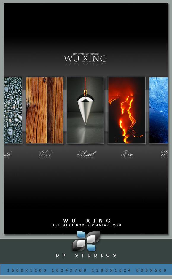 Wu Xing by DigitalPhenom