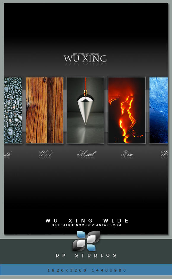 Wu Xing Wide by DigitalPhenom