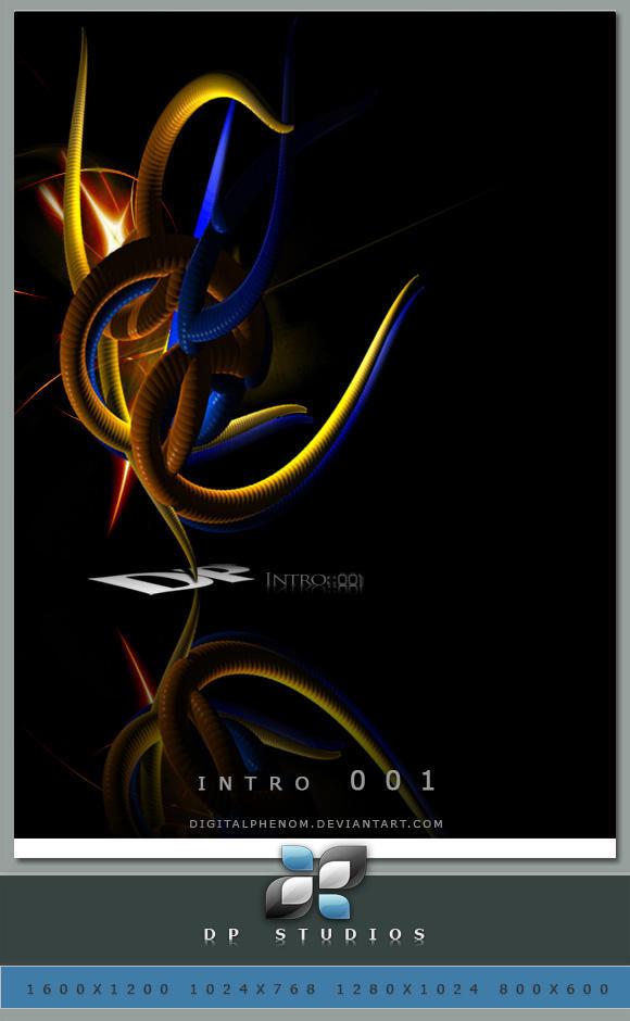 Intro 001 by DigitalPhenom