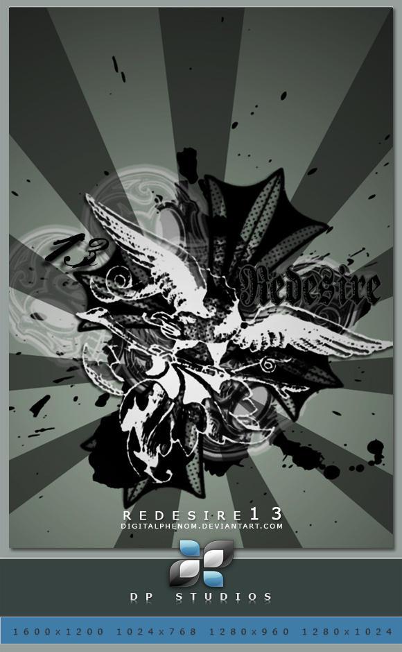R e d e s i r e 13 by DigitalPhenom