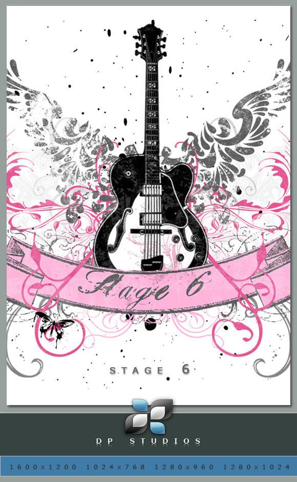 Stage 6 Single by DigitalPhenom