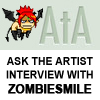 ASK the ARTIST Interview - Zombiesmile by Zombiesmile