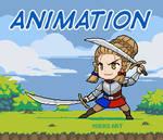 Tili idle animation