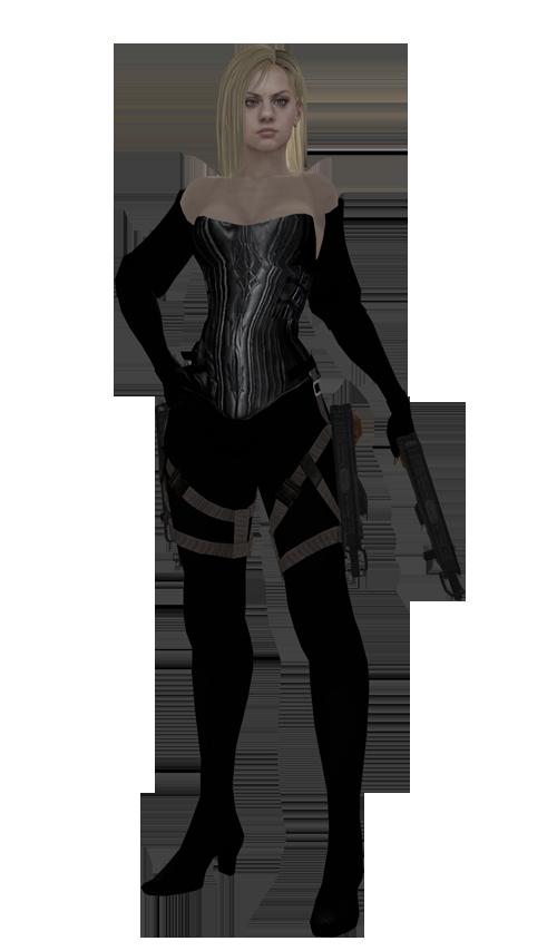 Jill Underworld by UndeadMentor
