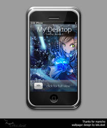 iphone wallpager - Hypnus
