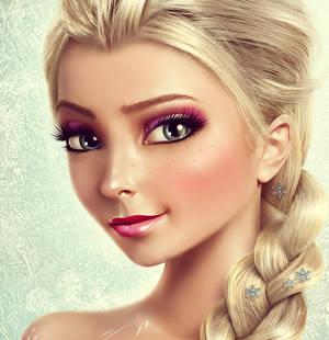 Elsa animation
