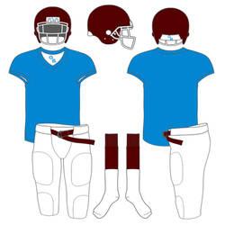 Football Uniform Template 1