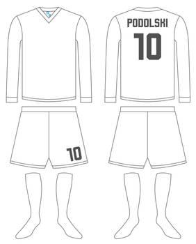 Soccer Kit Template 2