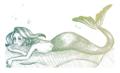 The Claustrophobic Siren/Mermaid