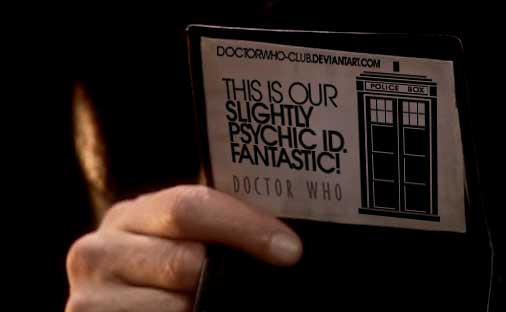 Doctor Who Club ID