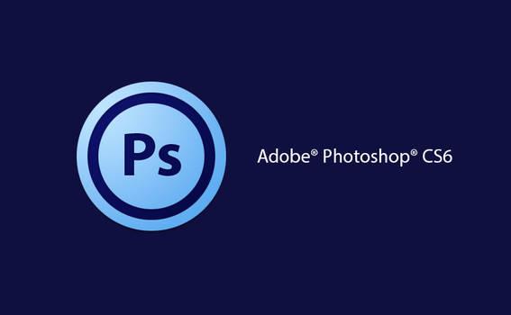 Circular Photoshop Icon