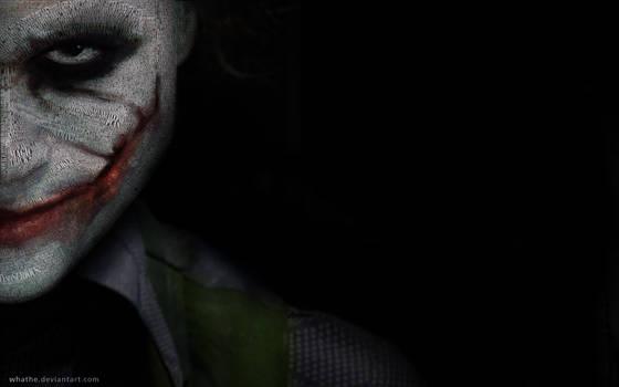 The Joker- Wallpaper