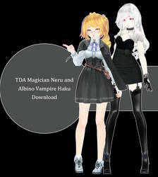 [Download] Tda Halloween babes by LuxSeraphid