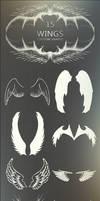 15 Wings - Custom Shapes