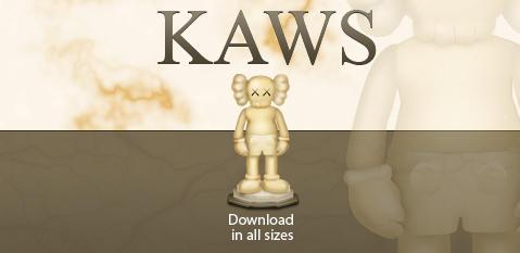 Kaws Statue by austin123