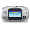 Game Boy Advance Icon by austin123