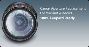 Canon Aperture Replacement