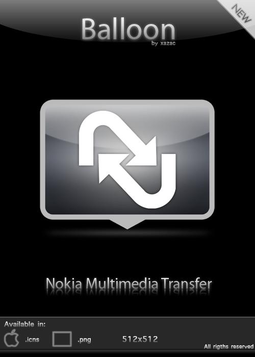 Balloon - Nokia Multim.Transf. by xazac87