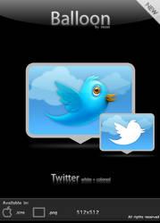 Balloon - Twitter