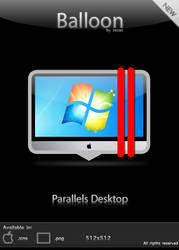 Balloon - Parallels Desktop