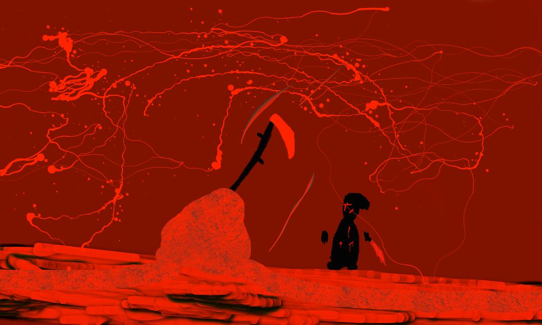 Madness Slaughterhouse: The Slaughter Scythe by Kennytheninja117