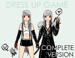 Dress up Game - COMPLETE by Mila-Valentine