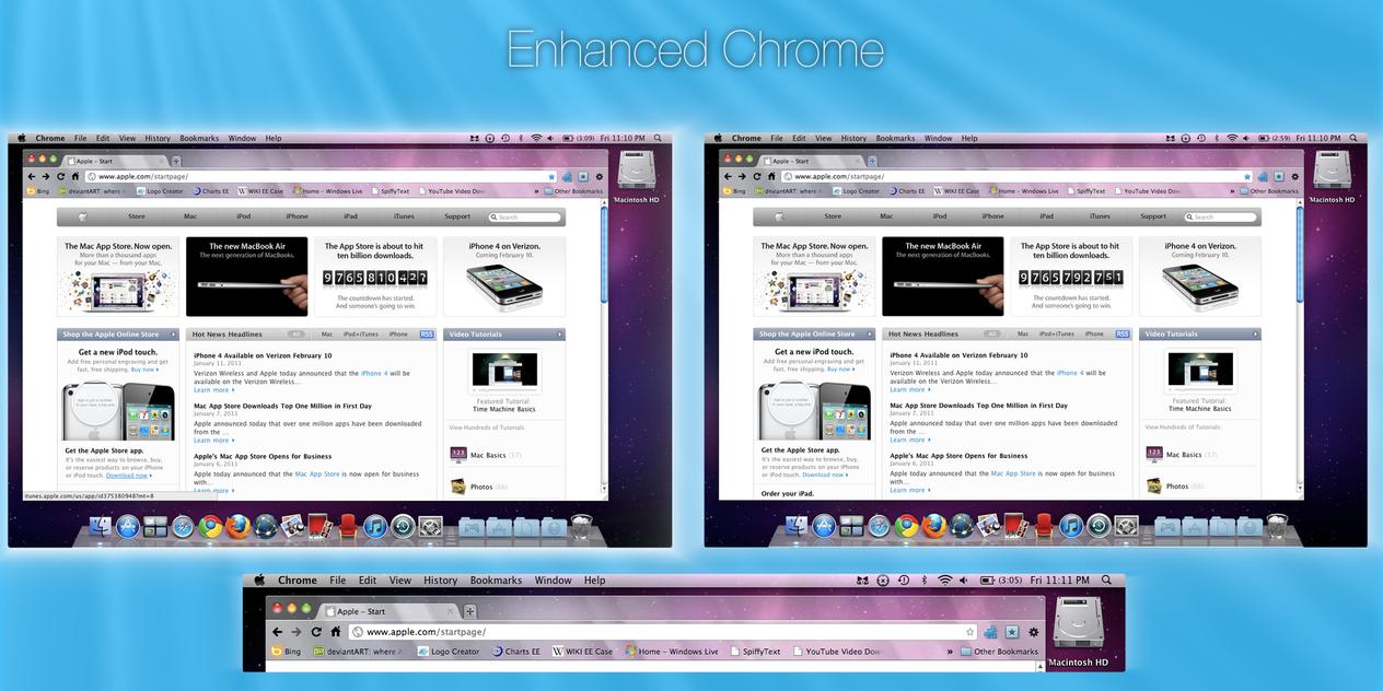 Enhanced Chrome by rishabhsingh8
