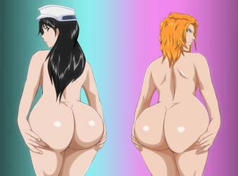 Marksbookmark Bleach Matsumoto Naked Ass