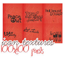 icon textures 011 by obscene-bunny