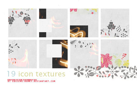 icon textures 016 by obscene-bunny