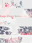 Large Flower Textures 03