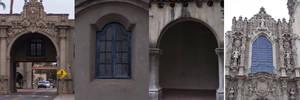 Windows-Arches Stock