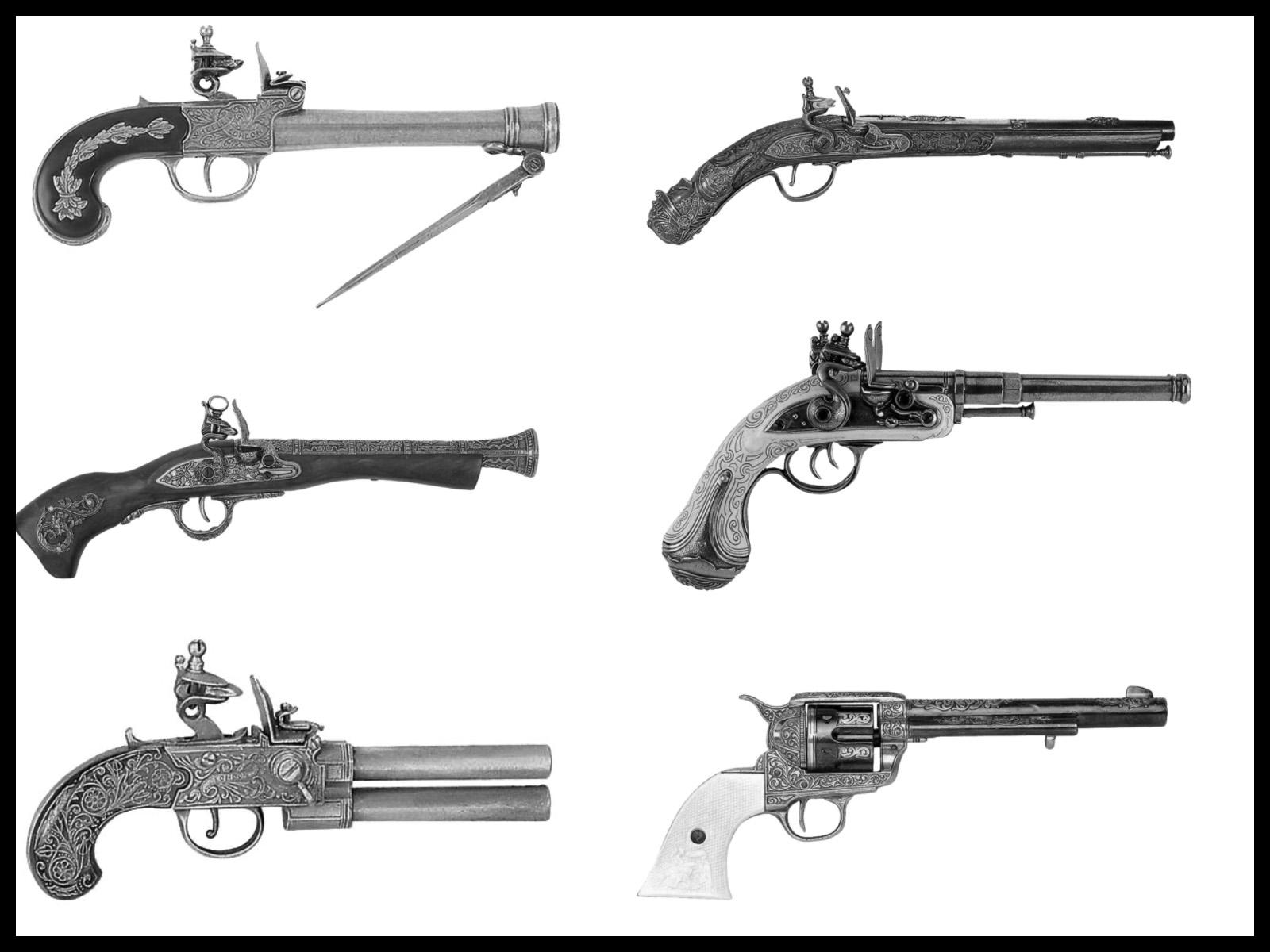 FalaBogu Classics Guns